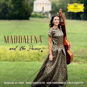 Cover Maddalena del Gobbo Maddalena and the prince